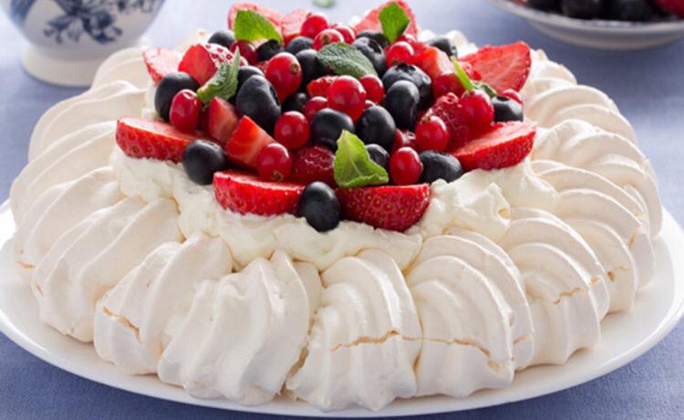 Simple Angel Food Cake